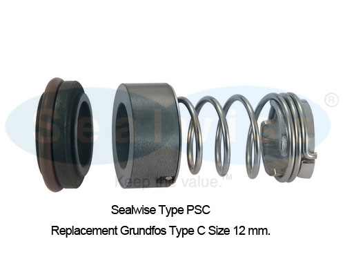 Grundfos Type C Mechanical Seal